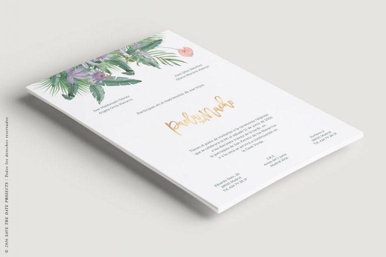 invitaciones-de-boda-CLASICA-acuarela-TROPICAL-SELVA-blanca-dorado-1-ANV