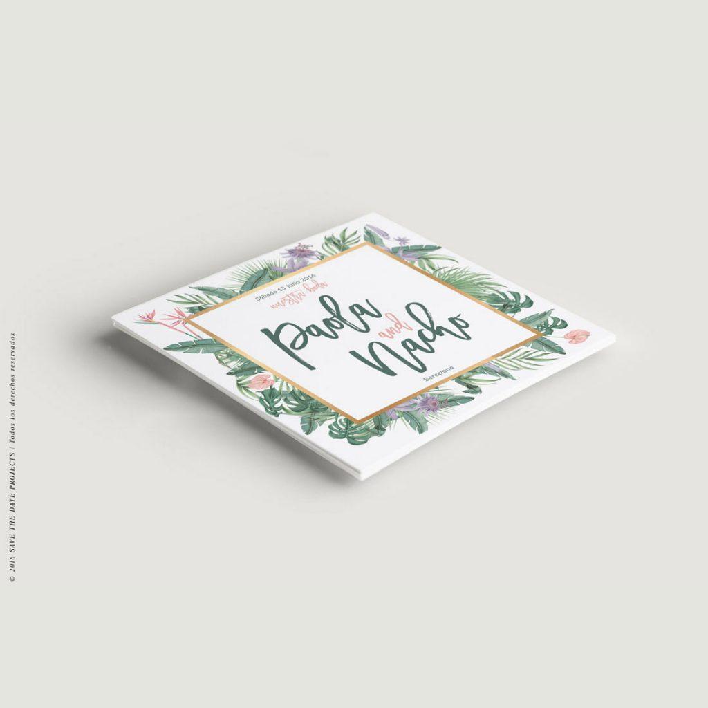 invitaciones-de-boda-originales-TROPICAL-SELVA-blanca-dorado-CUADRADA-ANV-1