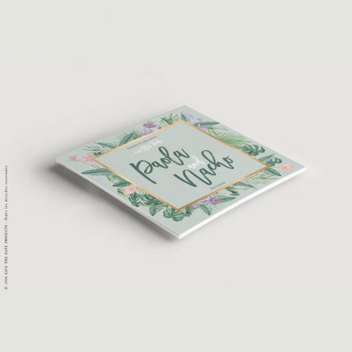invitaciones-de-boda-originales-TROPICAL-SELVA-verde-dorado-CUADRADA-ANV-1