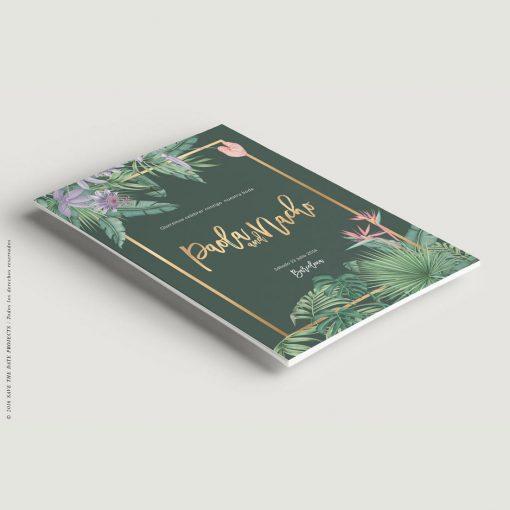 invitaciones-de-boda-originales-TROPICAL-SELVA-verde-oscuro-dorado-1-ANV-1
