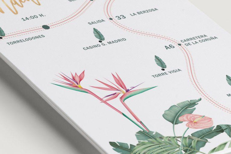 mapa-de-boda-acuarela-TROPICAL-SELVA-blanca-ANV-DETALLE