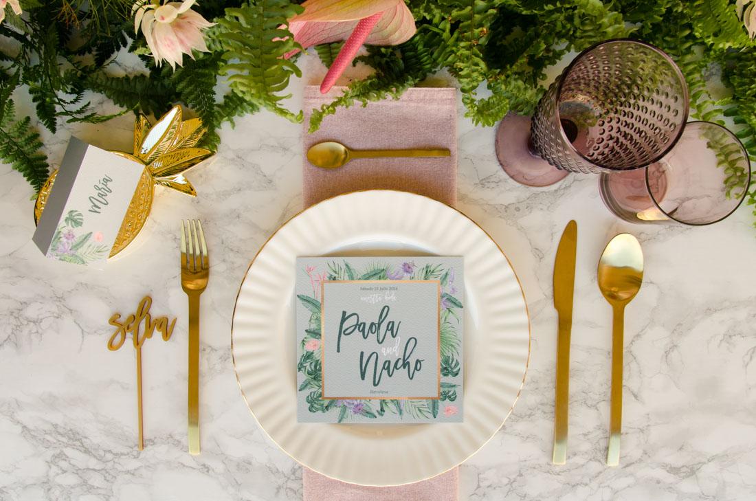 Invitaciones de boda personalizadas y tienda online en Madrid