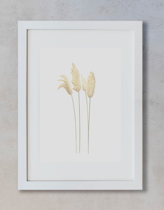 acuarela-botanica-donana-enmarcada-decoracion-marco-vertical-suelto-herbe-pampa