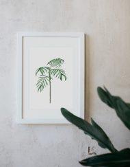 acuarela-botanica-tropical-enmarcada-decoracion-marco-ravenea