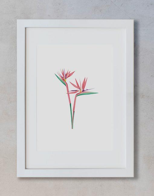 acuarela-botanica-tropical-enmarcada-decoracion-marco-vertical-suelto-paraiso