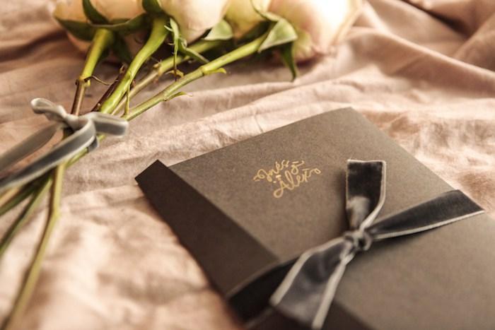 Invitaciones de boda doradas-Contacones by Romer Amado (13)