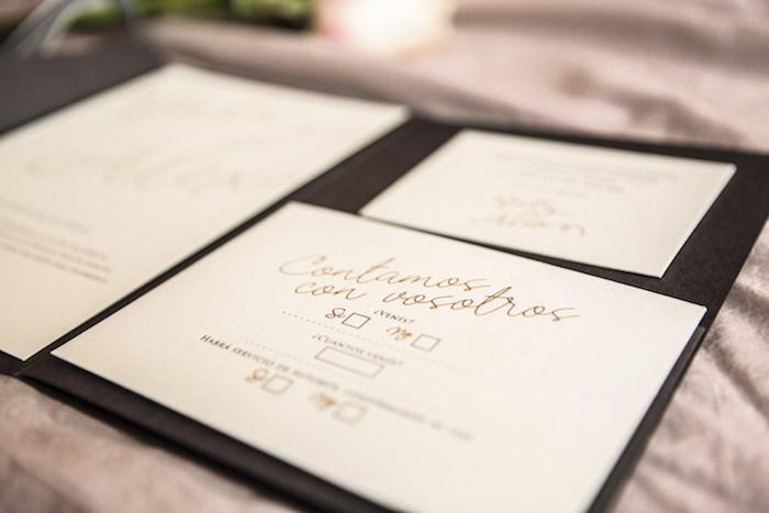 Invitaciones de boda doradas-Contacones by Romer Amado (6)