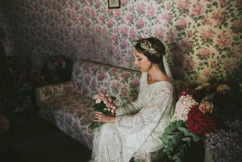Celia - Fotos días de vino y rosas