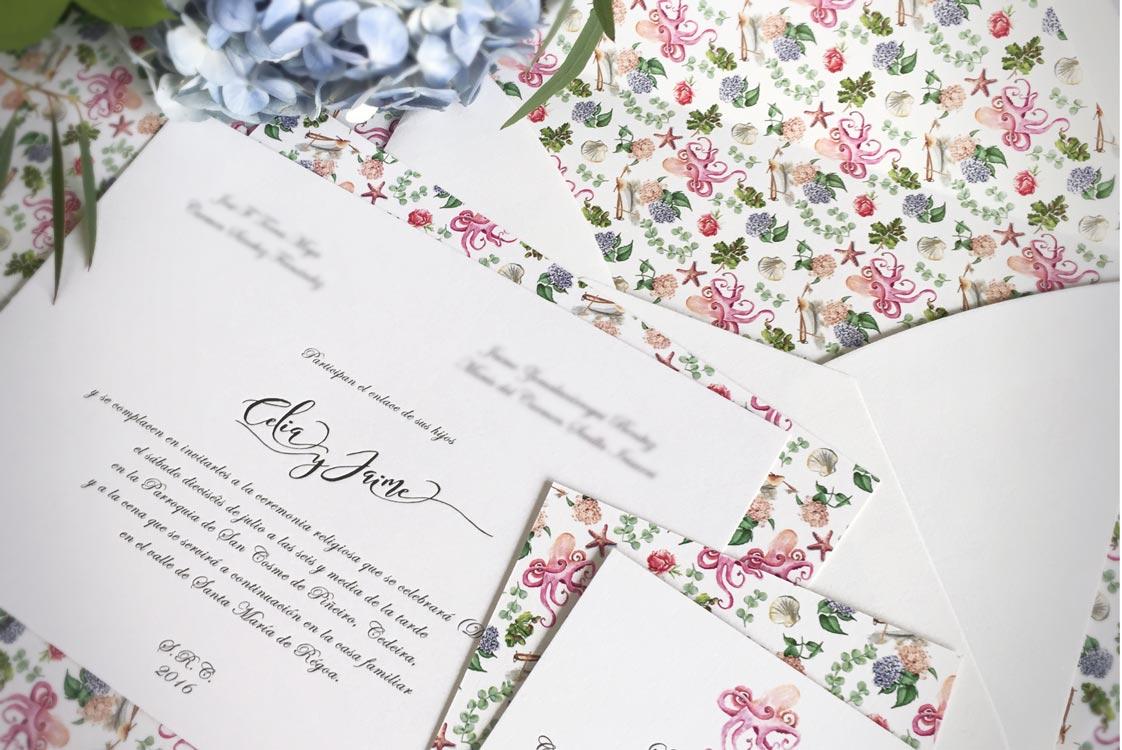 Invitaciones de boda personalizadas elige ser diferente y for Novias originales 2017