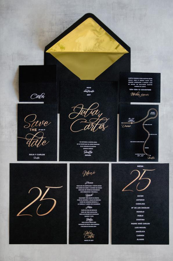 Tarjetas-de-invitaciones-de-boda-caligrafia-y-dorado-4