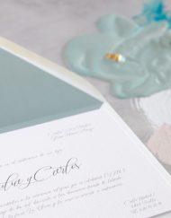 Tarjetas de invitaciones de boda elegantes caligrafia lettering (31)