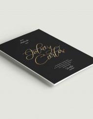 invitaciones-de-boda-caligrafia-lettering-negra-dorada-ANV