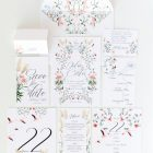 Invitaciones de boda acuarela Donana acuarela by Save the date projects-6