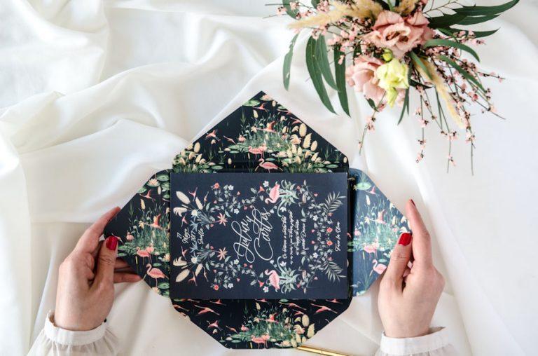 Invitaciones de boda acuarela Donana acuarela by Save the date projects-360