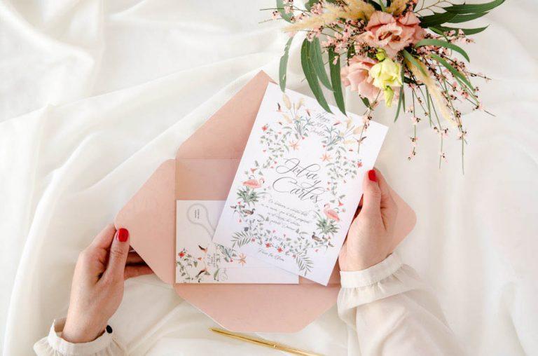 Invitaciones de boda acuarela Donana acuarela by Save the date projects-374