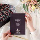 Invitaciones de boda acuarela Donana acuarela by Save the date projects-467