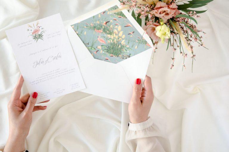 Invitaciones de boda acuarela Donana acuarela by Save the date projects-510