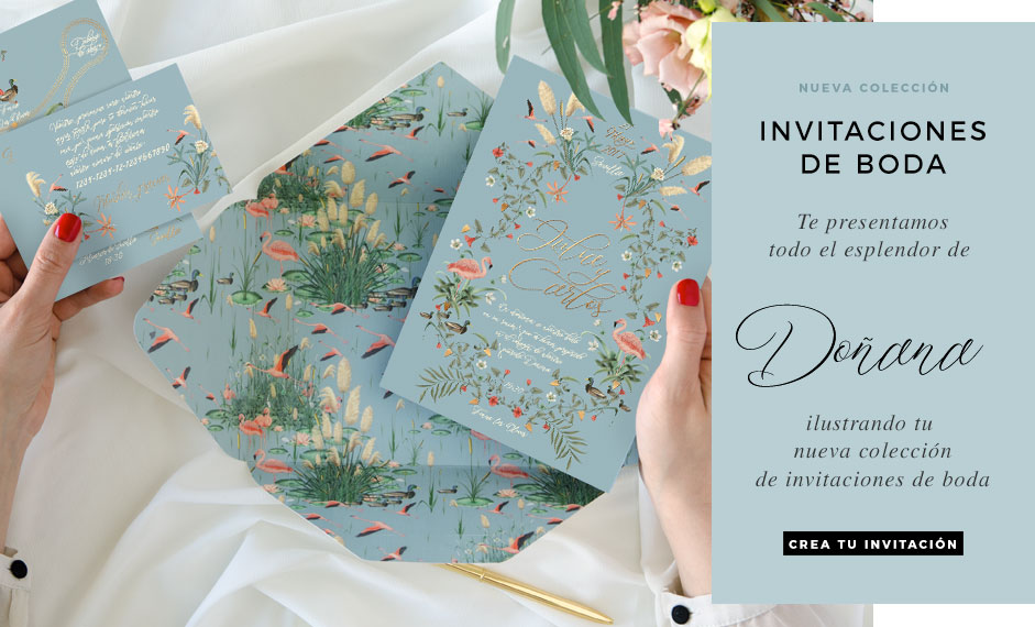 Invitaciones de boda Donana acuarela naturaleza HOME-nueva-coleccion-donana-cabecera