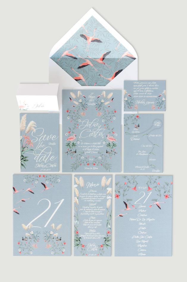 Invitaciones-de-boda-acuarela-Donana-acuarela-by-Save-the-date-projects-4