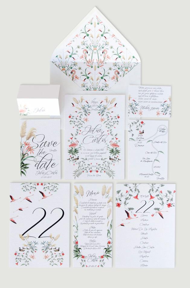 Invitaciones-de-boda-acuarela-Donana-acuarela-by-Save-the-date-projects-6