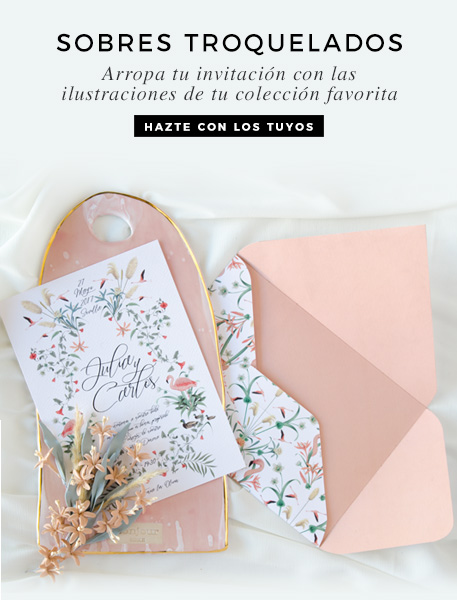 sobres para de boda originales save the date projects