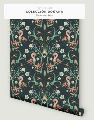 papel-pintado-tropical-con-flamencos-donana-DARK-rollo
