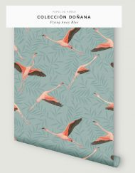 papel-pintado-tropical-con-flamencos-donana-SKY-BLUE-rollo
