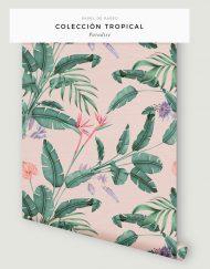 papel-pintado-tropical-con-flamencos-plataneras-palmeras-SELVA-PARADISE-rollo