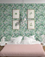 papel-pintado-tropical-con-flamencos-plataneras-palmeras-SELVA-PROFUNDA-habitacion