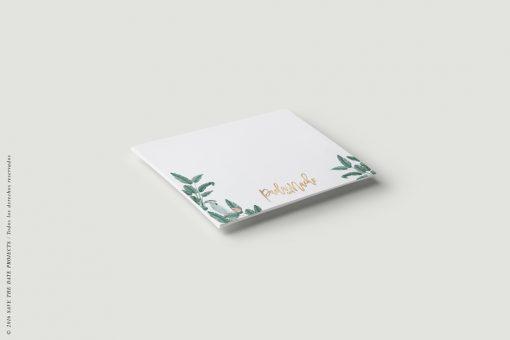 tarjeta-agradecimoento-acuarela-TROPICAL-platanera-ANV-dorado