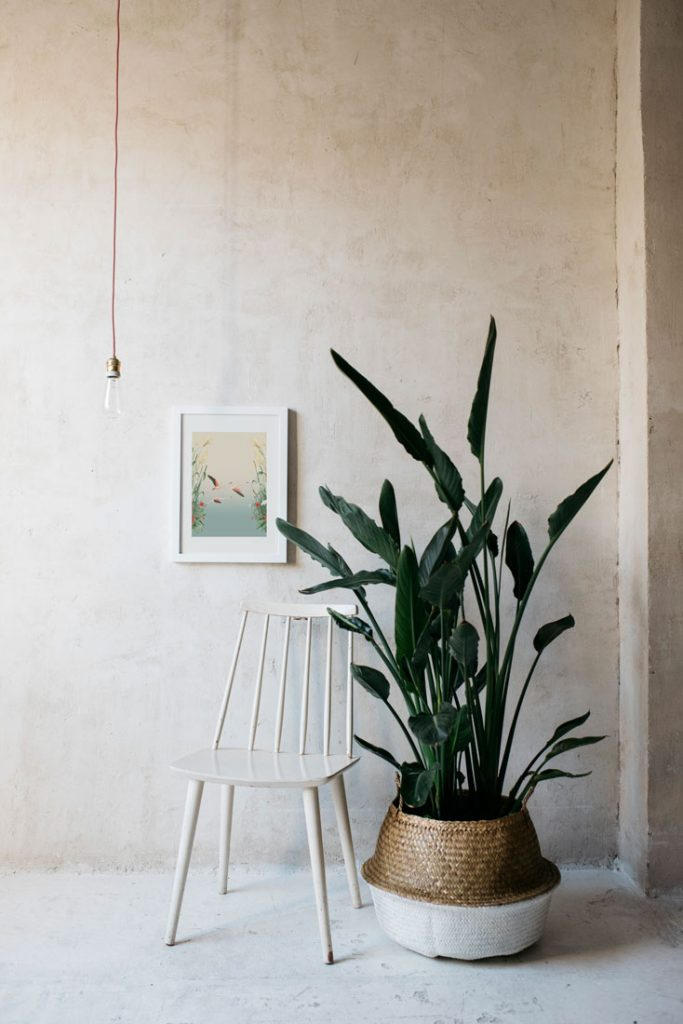 Ilustracion-acuarela-botanica-campestre-paisaje-donana–enmarcada-blanco-silla