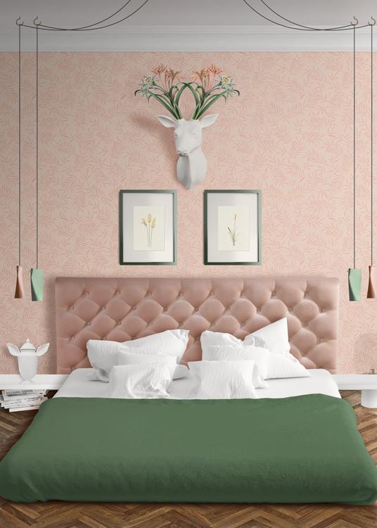 Papel pintado nude para habitaciones de ni os y adultos - Catalogo de papel pintado para paredes ...