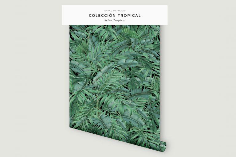 papel-pintado-tropical-con-flamencos-plataneras-palmeras-rollo
