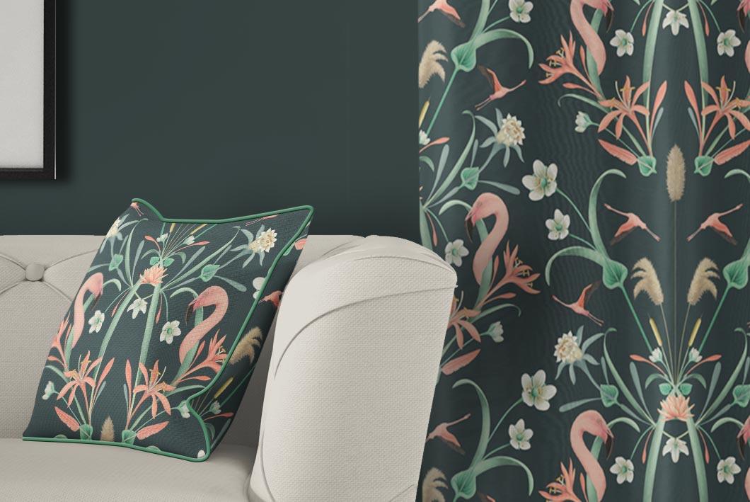 Telas originales tapizar y bolsas da un toque original a - Telas originales para tapizar ...