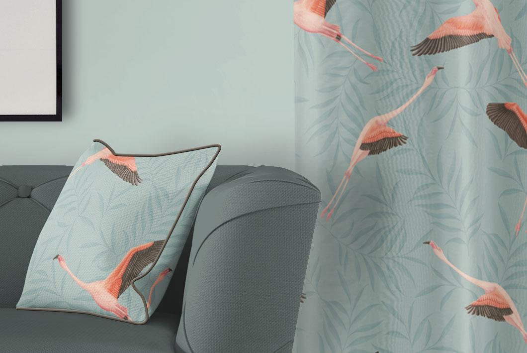 Telas tapizar tus muebles da un toque original a tus - Telas originales para tapizar ...