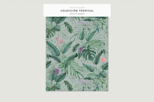 tela-de-algodon-estampada-cortinas-cojines-tropical-con-flamencos-TROPICAL-SELVA-PROFUNDA-FICHA