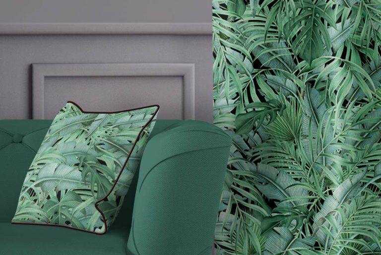 tela-de-algodon-estampada-cortinas-cojines-tropical-con-flamencos-TROPICAL-SELVA-TROPICAL-cojin-detalle