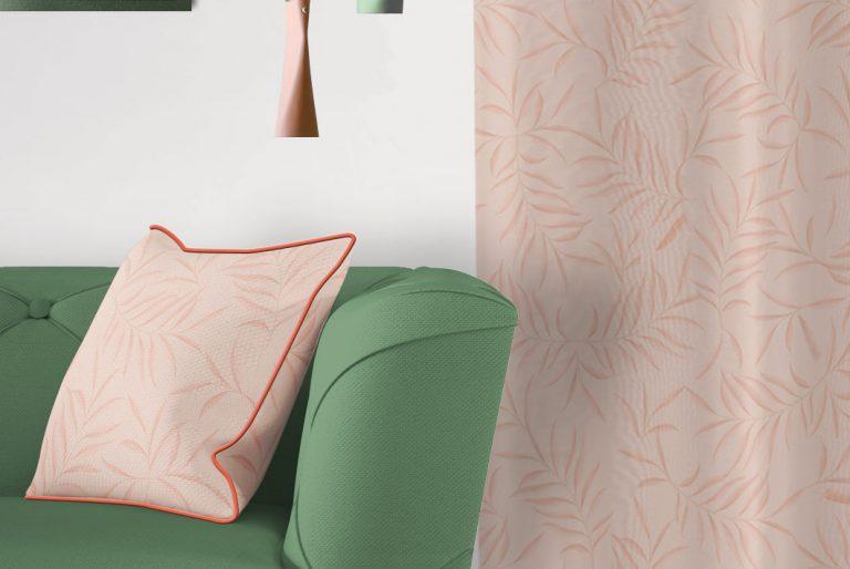 tela-de-algodon-estampada-cortinas-cojines-tropical-con-flamencos-plumas-SKY-NUDE-donana-cojin-detalle