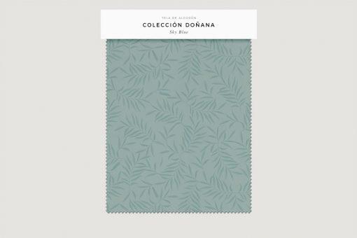 tela-de-algodon-estampada-cortinas-cojines-tropical-con-flamencos-plumas-SKY-BLUE-donana-FICHA