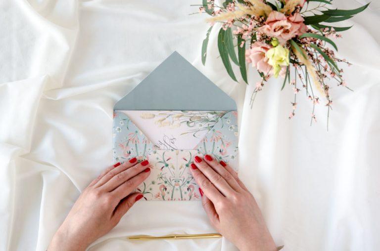 Invitaciones de boda acuarela Donana corona acuarela by Save the date projects-158