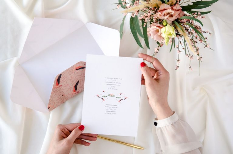 Invitaciones de boda acuarela Donana corona acuarela by Save the date projects-217