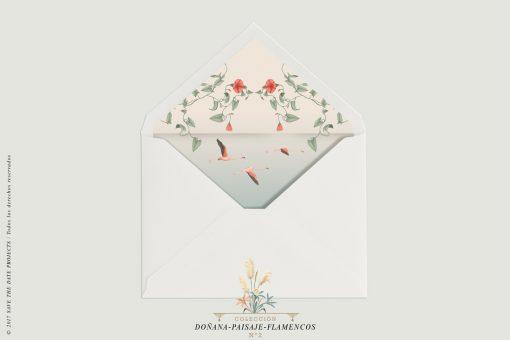 sobre-de-boda-forado-acuarela-donana-paisaje-flamencos-2