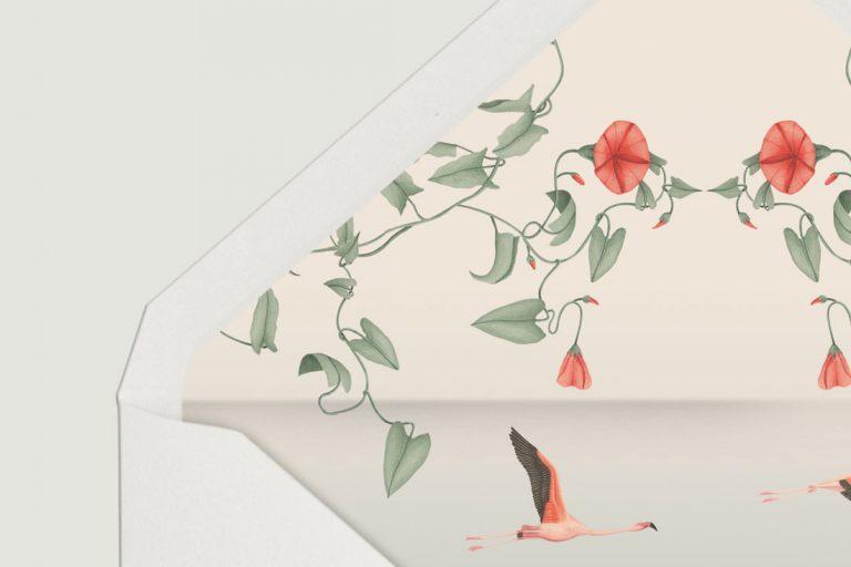 sobre-de-boda-forado-acuarela-donana-paisaje-flamencos-2-DETALLE