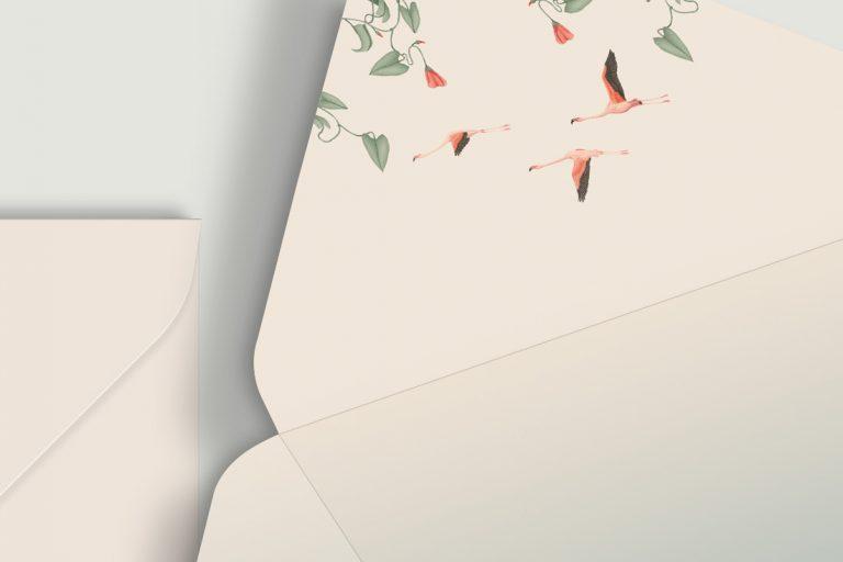 sobre-de-boda-troquelado-acuarela-donana-paisaje-flamencos-1-DETALLE