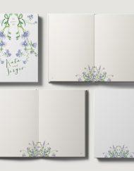 Libros de firmas bodas botanicas III