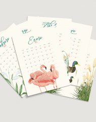 calendario-2018-donana-con-flamencos-bloc-de-notas-soporte-de-laminas-botanicas-3