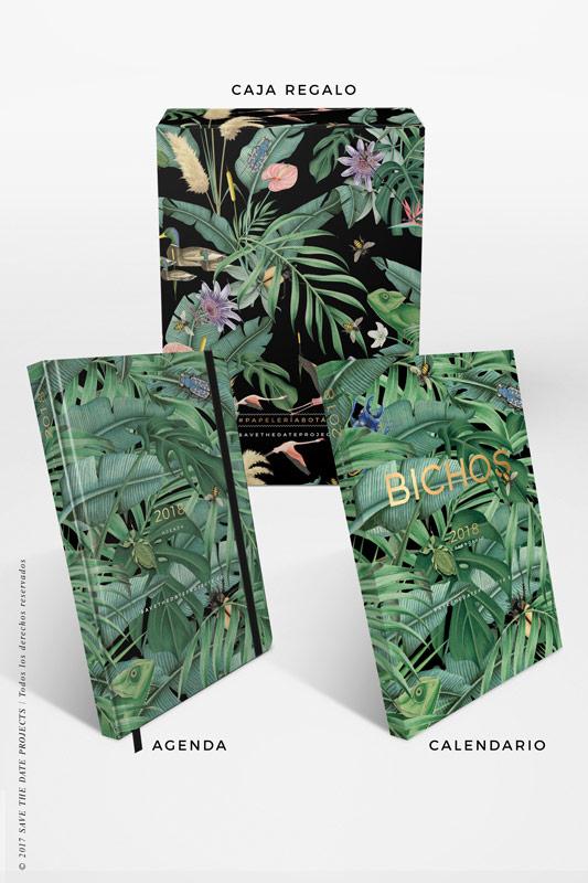 1-BICHOS-caja-de-regalo-con-ilustraciones-botanicas-flamencos-palmeras-tropical-donana-BICHOS