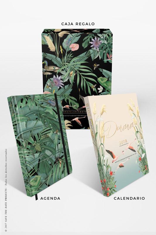 1-BICHOS-caja-de-regalo-con-ilustraciones-botanicas-flamencos-palmeras-tropical-donana-DONANA