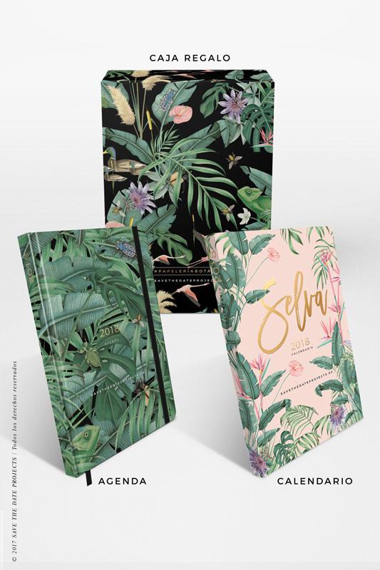 1-BICHOS-caja-de-regalo-con-ilustraciones-botanicas-flamencos-palmeras-tropical-donana-SELVA-ROSA