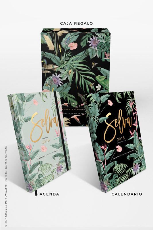 3-SELVA-AZUL-caja-de-regalo-con-ilustraciones-botanicas-flamencos-palmeras-tropical-donana-SELVA-NEGRA